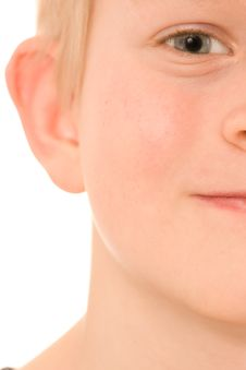 Free Little Boy Stock Image - 4700201