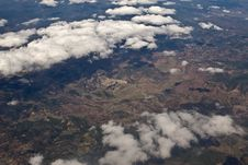 Free Clouds - View From Flight 65 Stock Images - 4700324