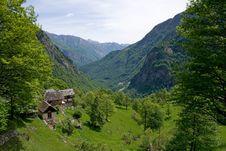 Free Village In Tessin Stock Photos - 4701243
