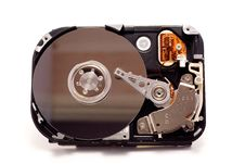 Free Hard Disk Royalty Free Stock Image - 4701436