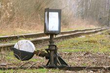 Free Railway Switch Stock Photo - 4701960