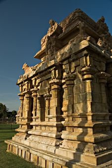 Free Ancient Hindu Temple In India Royalty Free Stock Image - 4702606