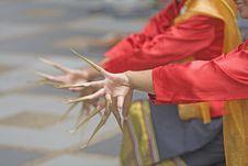 Free Thai Dance Performance Stock Photos - 4703563