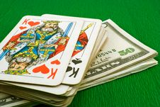 Free Playing Cards Stock Images - 4703874