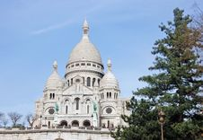Free Basilica Of The Sacré Coeur Stock Photo - 4704270