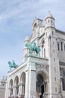 Free Basilica Of The Sacré Coeur Stock Images - 4704304