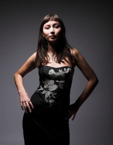 Free Woman In Sexy Corset Stock Photos - 4704923