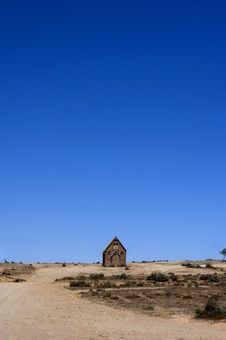 Free Church In Outback Stock Photos - 4706193
