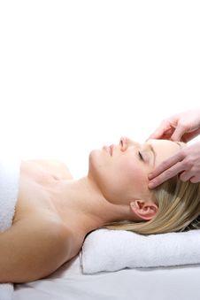 Free Massage Stock Photography - 4706302