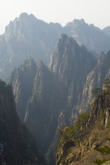 Huangshan Stock Photography