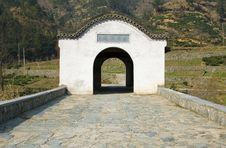 Free Covered Bridge Royalty Free Stock Photo - 4706715
