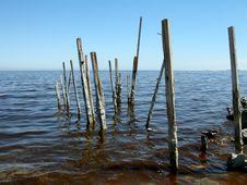 Free Salton Sea Stock Image - 4707381