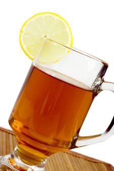 Free Tea With Lemon Royalty Free Stock Photos - 4708268