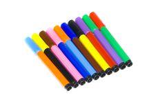 Free Felt Pens Stock Image - 4708511
