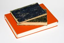 Free Books Stock Image - 4708521