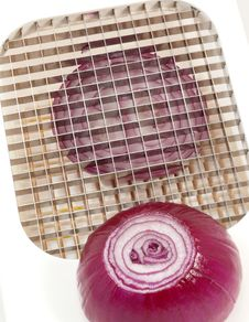 Free Red Onion Stock Image - 4708591