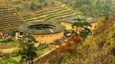 Free Fujian Tulou Stock Image - 4708661