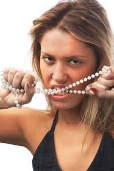 Free Aggressive Girl Stock Photos - 4708743