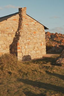 Free Stone Style  House In Cape South Africa Stock Photos - 4709433