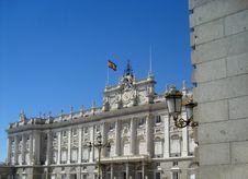 Free Royal Palace Royalty Free Stock Photo - 4709525