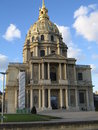 Free Dome Des Invalides Royalty Free Stock Images - 4714849