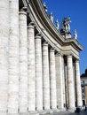 Free Vatican Columns Stock Photo - 4716410