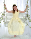 Free Young Girl On Swing Royalty Free Stock Photo - 4716475