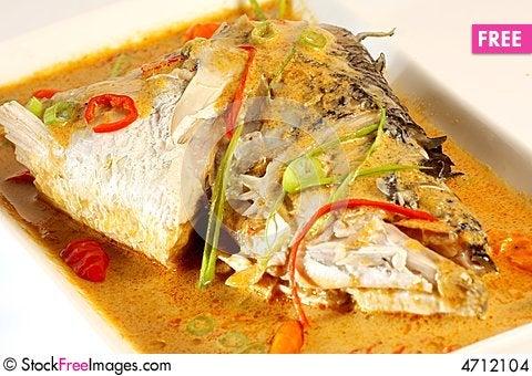 Free White Fish Kare Stock Images - 4712104