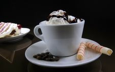 Free Sweet Coffee Royalty Free Stock Photos - 4710458