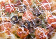 Free Pizza Topping Stock Photography - 4711082