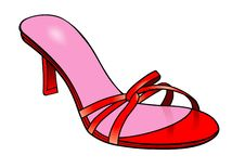 Free Woman Shoe Stock Images - 4711664