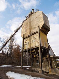 Cement Silo Stock Photos
