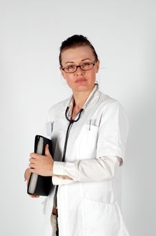 Free Female Doctor Stock Images - 4712794