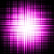 Purple Psychedelic Eye Background Royalty Free Stock Photography