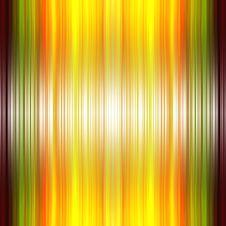 Free Yellow Orange Abstract Waterfa Stock Photography - 4712822