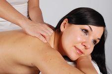 Free Massage Royalty Free Stock Photos - 4712918