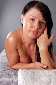 Free Massage Stock Photography - 4713082