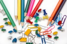 Free Pencils Royalty Free Stock Photo - 4713385