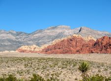 Free Red Rock Canyon, Nevada Royalty Free Stock Photos - 4713898