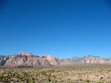 Free Red Rock Canyon, Nevada Royalty Free Stock Images - 4713969