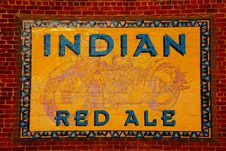 Free Indian Red Ale Royalty Free Stock Photos - 4714688