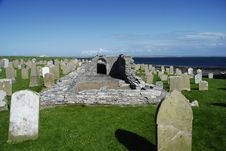 Free Old Orkney Graveyard Stock Photos - 4714723
