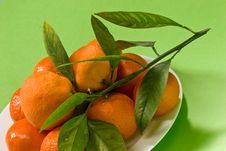 Free Tangerine Royalty Free Stock Photos - 4715108