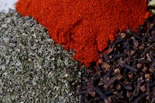 Free Spices Stock Photo - 4715120