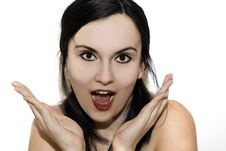 Free Surprised Girl Stock Images - 4715424