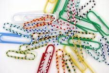 Free Paper Clips Royalty Free Stock Images - 4715809