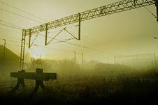 Free Railway Track Stock Image - 4716051