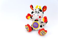 Free The Merry Cow The Toy Stock Images - 4717774