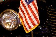 Free Flag Waving Stock Photography - 4719832