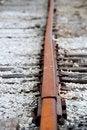 Free Railraod Tracks Stock Photos - 4725713